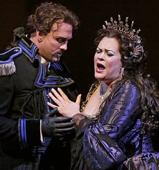© Marty Sohl / Metropolitan Opera