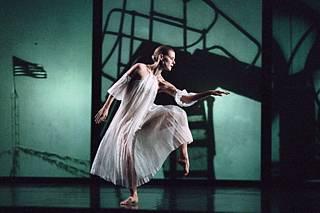 Bach Suite, de Francine Lancelot / © Icare