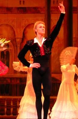 Denis Matvienko, dans Don Quichotte au Bolchoï