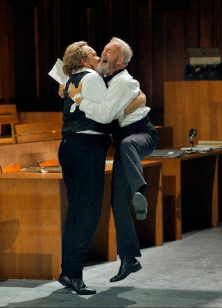 © Enrico Nawrath / Bayreuther Festspiele