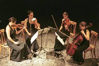 © Concours Internationalde Quatuors à Cordes de Bordeaux